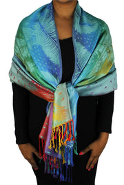 A7372-Tropical-Fthr-Pashmina-Teal-RK