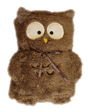 1460-BabyBlanket-Owl-Brown-SM