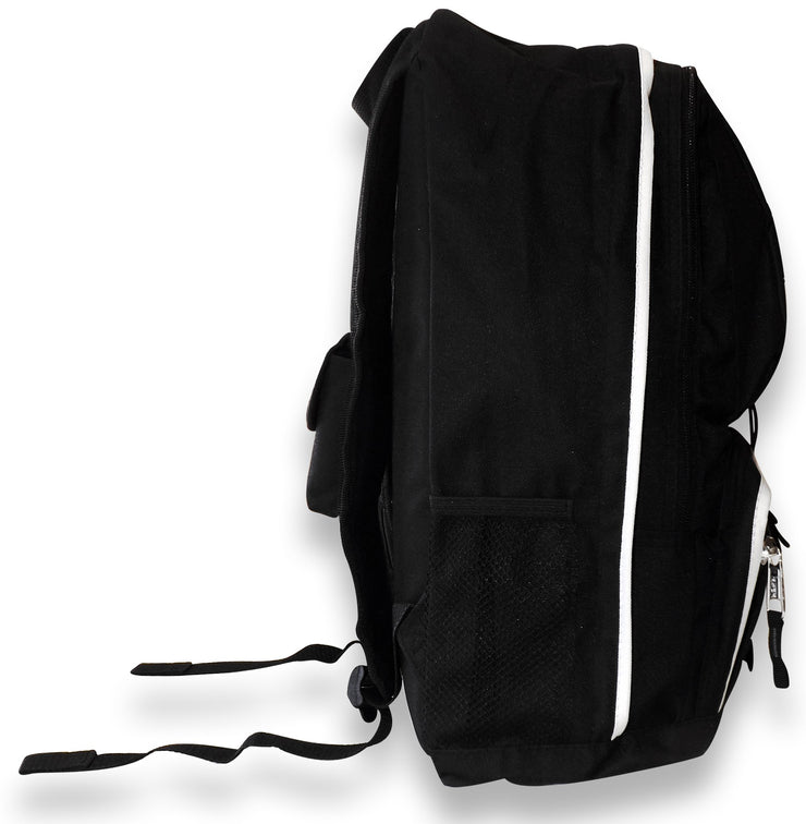 Multiple Compartment Pocket Storage School Hiking Smart Backpack