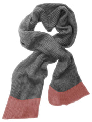A7254-Knit-Bordered-Scarf-Grey-Pink-NH
