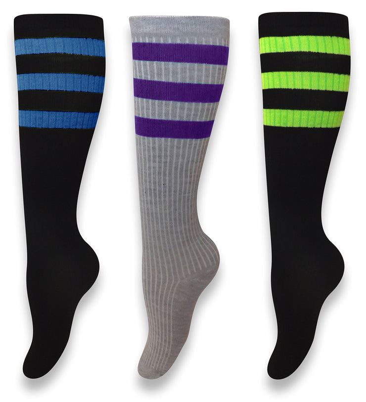 A3440-Tube-Socks-Bla-G-B-13-KL