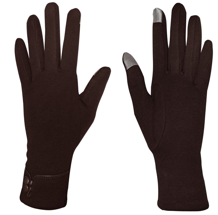 A7948-24-Buttn-Wmns-Gloves-Brw