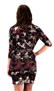 Womens Summer Oversized Pull Over Batwing Dolman Dress