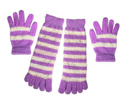 B6083-8313-SocksGlovesFuzzy-Purple-MRS