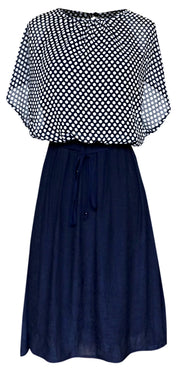 A4816-Smll-Polka-2in1Dress-Nav-Sm-OS
