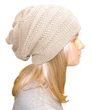 A3252-Stripe-Knit-Beanie-Cream-KL