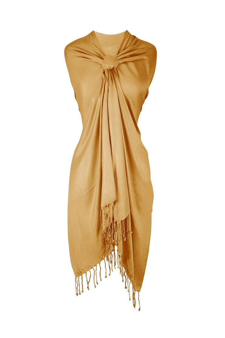 Brown Pashmina Shawl