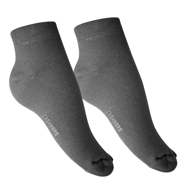 Soft and Warm Comfortable Cashmere Over-Ankle Women's Socks