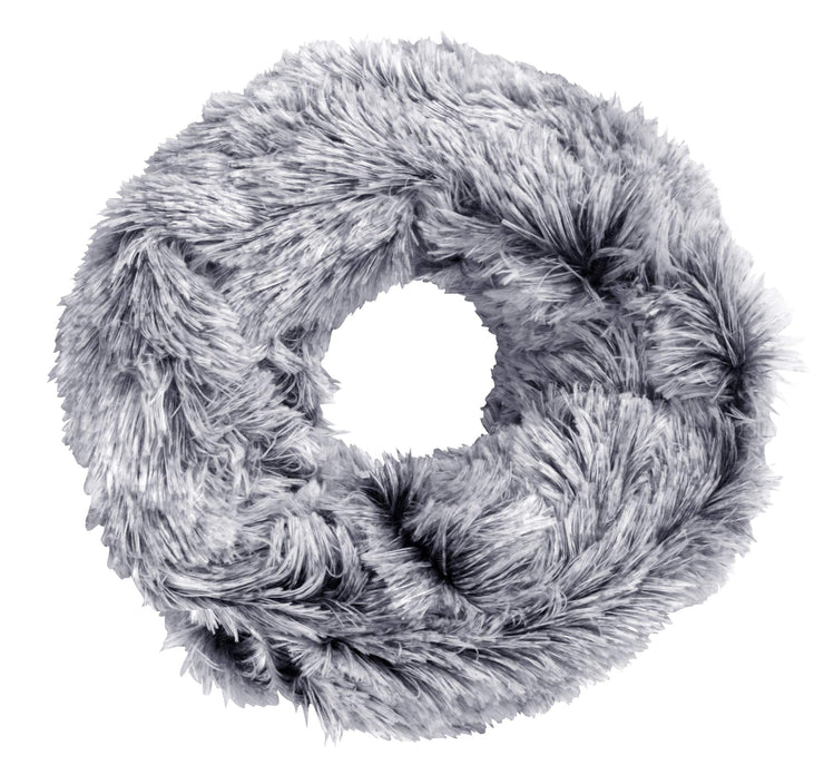 Faux Fur Warm Soft Thick Infinity Loop Circle Scarves Neck Warmers