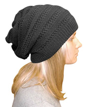 A3250-Stripe-Knit-Beanie-Dar-Grey-KL