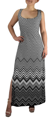 B0269-Maxi-Dress-Ombre-Med-Grey-Mrc-SD