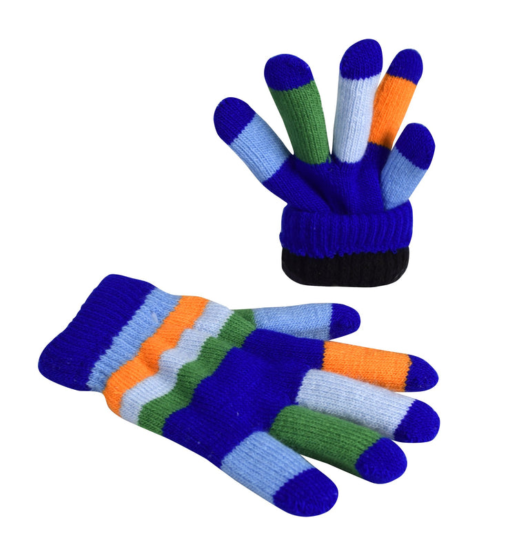 Peach Couture Children's Toddler Warm Winter Gloves and Mittens Value packs