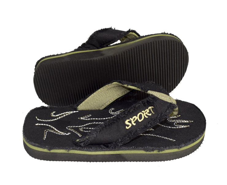 B6915-7508-Boys-Sandal-Black-12-SD