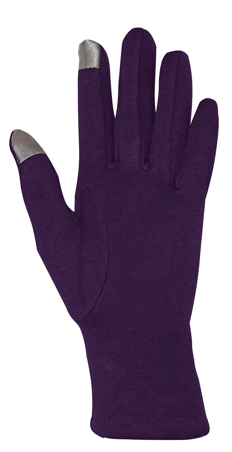 Womens Touch Screen Fleece Lined Assorted Winter Warm Gloves