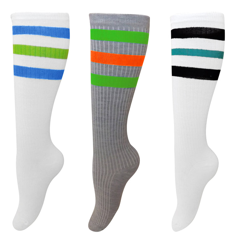 A3445-Tube-Socks-Whi-G-B-18-KL