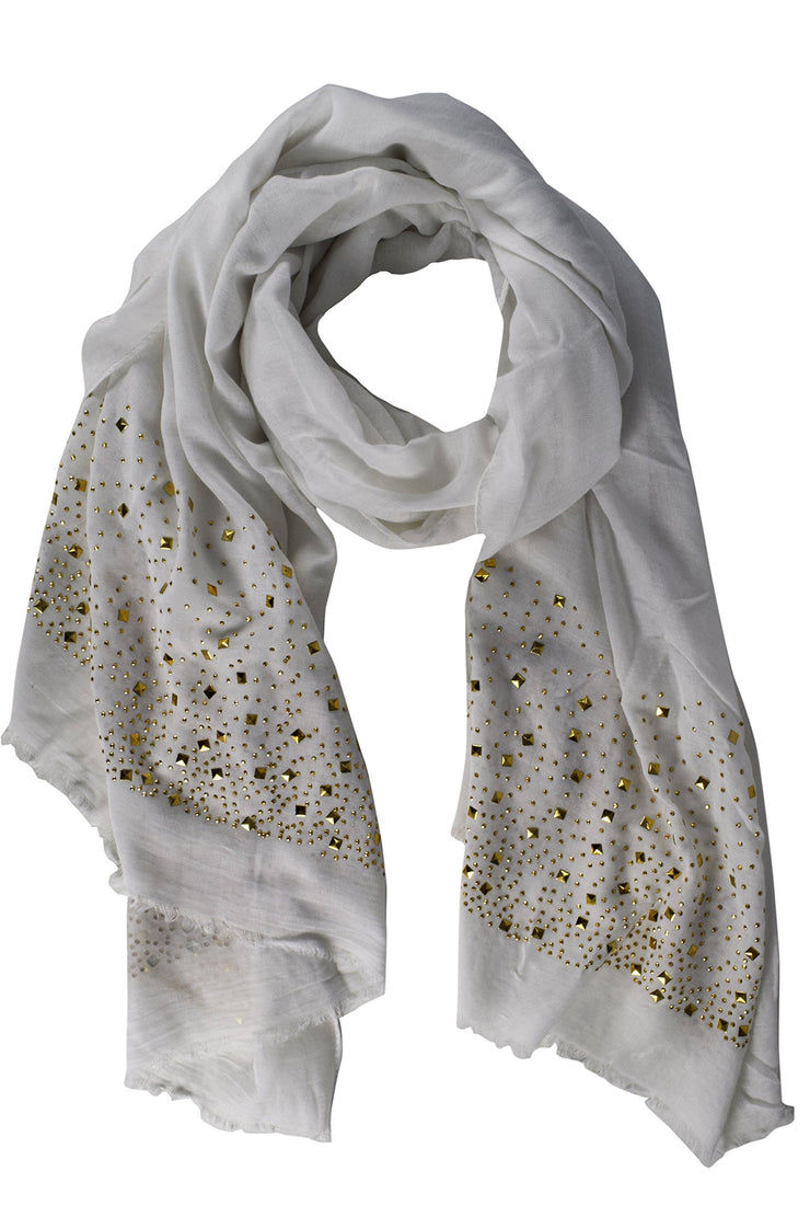 Long-Gold-Stud-Scarf