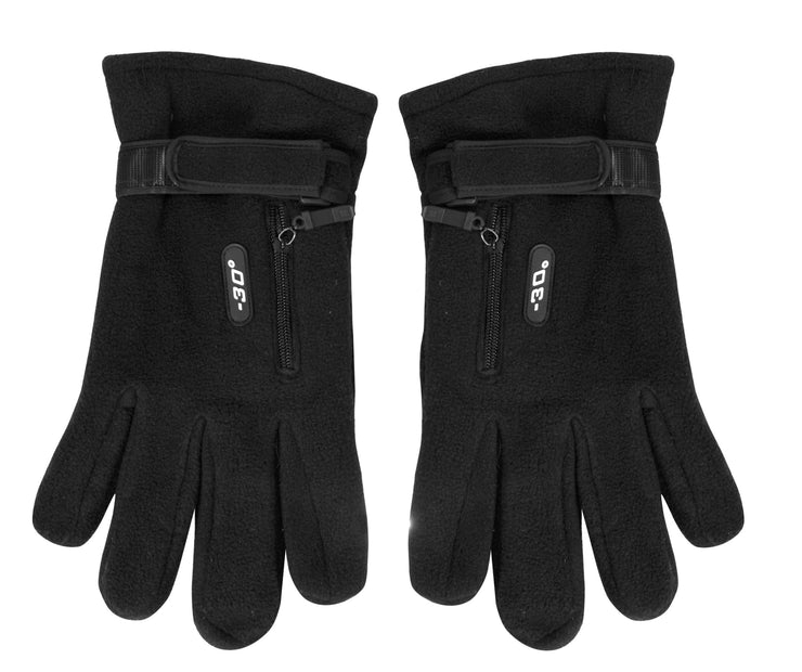 B6005-579-Gloves-Bla