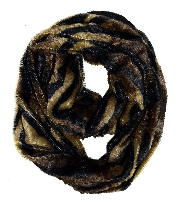 B5970-700-FauxFurScarf-ZebraBrown-MRS