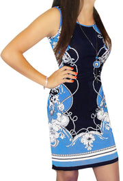 81288A-LeFleurShiftDress-BLUE-XL