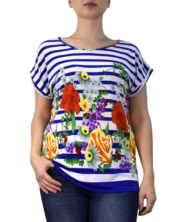 B3241-3706-Floral-Top-Blue-Xl-