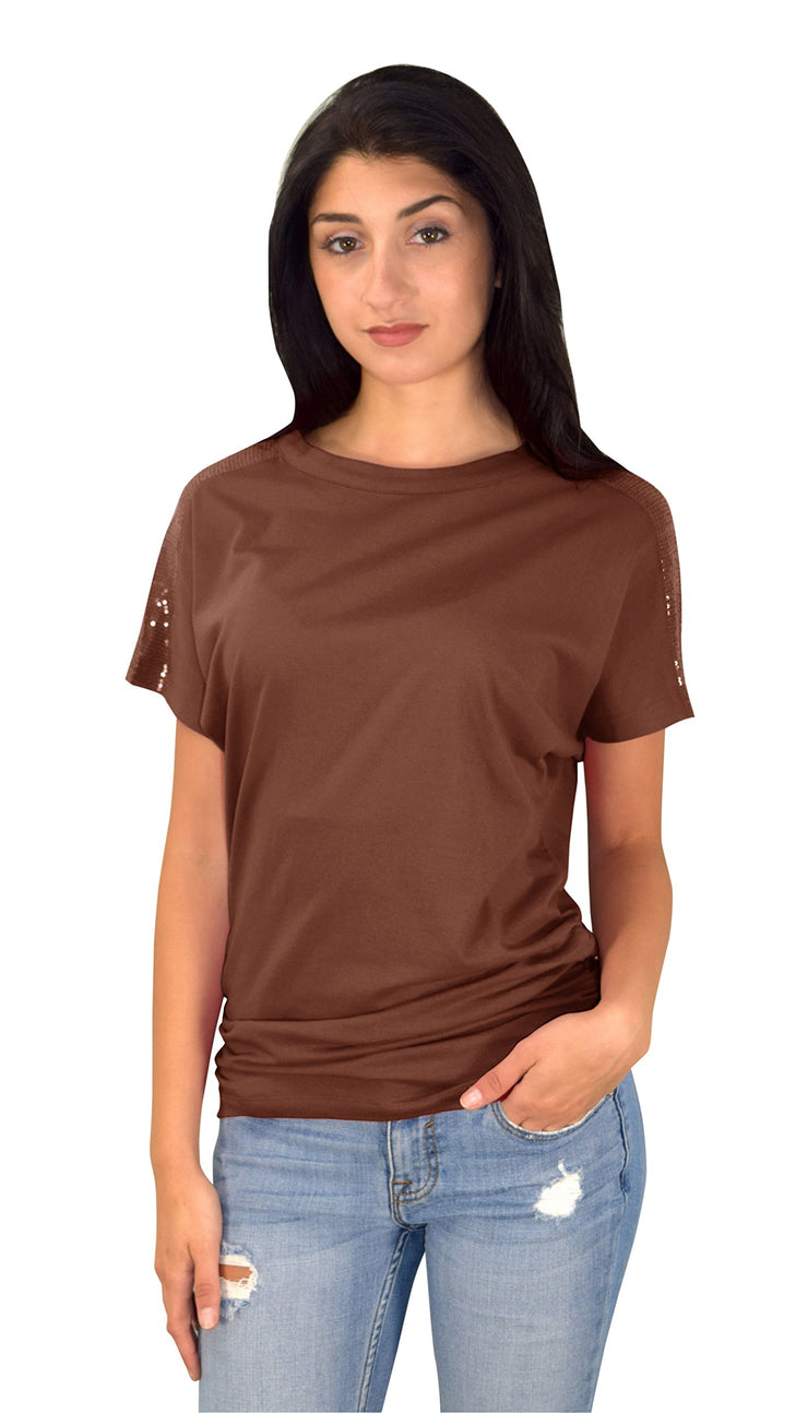 A9809-Cotton-Top-Brown-M-AJ