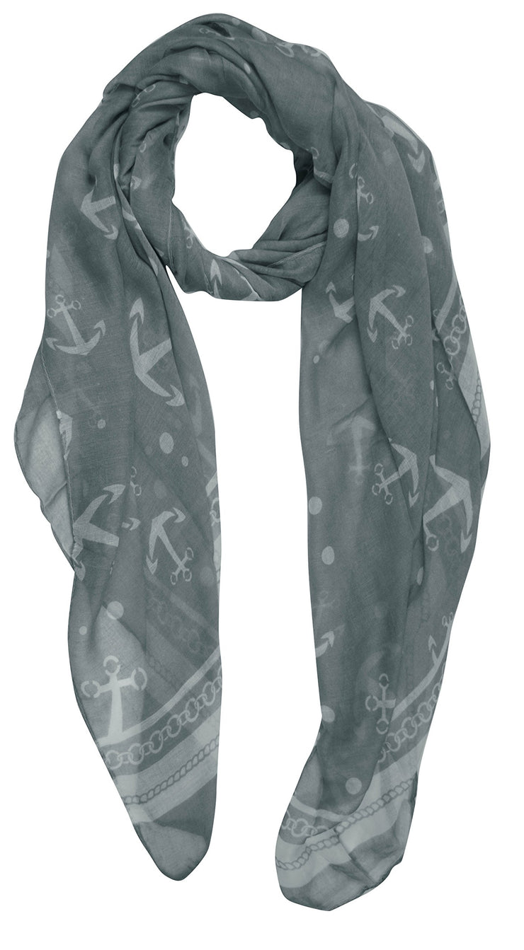 A6811-Anchor-Polka-Scarf-Grey-KL