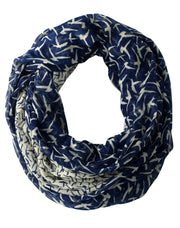 B0177-Bird-Scarf-Navy Cream-AJ