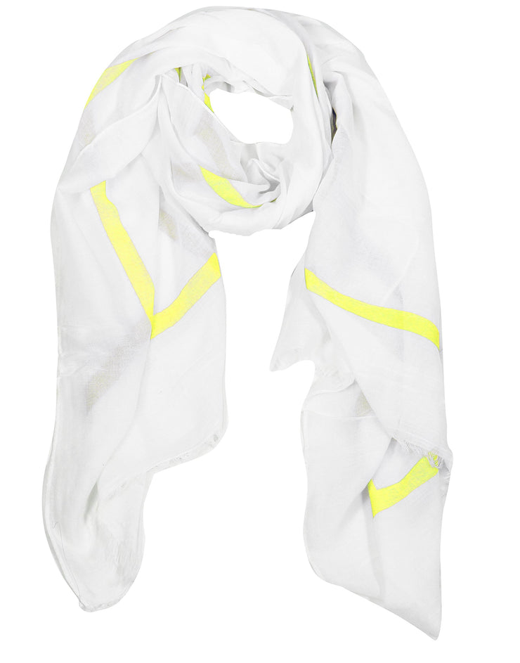 A5232-White-Striped-Linen-Scarf-Yell-JG