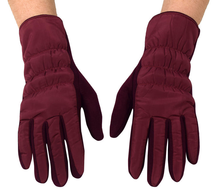 B6024-566-Gloves-Red