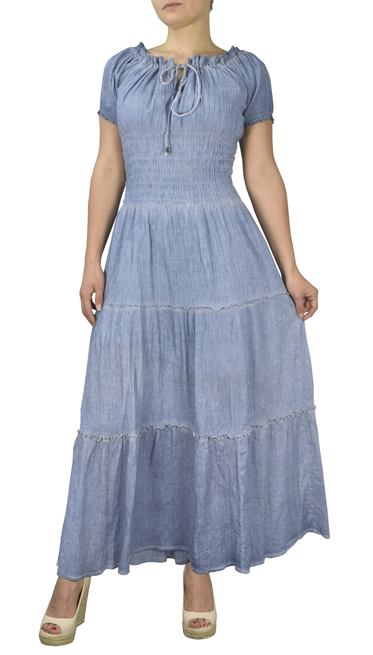 A8036-Denim-Smocked-Dress-Blue-S-JG