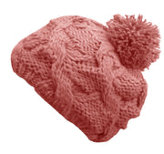 A3411-Hand-Knit-Slouchy-Hat-Pink-JG