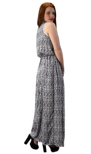 Exotic Bohemian Tahiti Sleeveless Maxi Dress