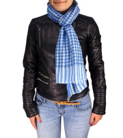 B1978-Checkered-Plaid-Scarf-Blue-AC