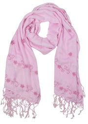 Embroidered-Flower-Shawl-Pink-