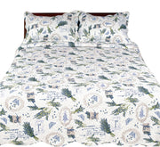 B4774-QuiltSet-3pcs-King-BlueLavender
