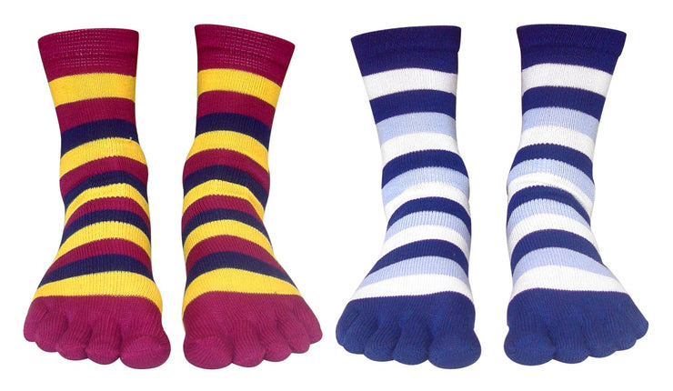 A2557-Stripe-Toe-Sock-Pur-Roy-KL