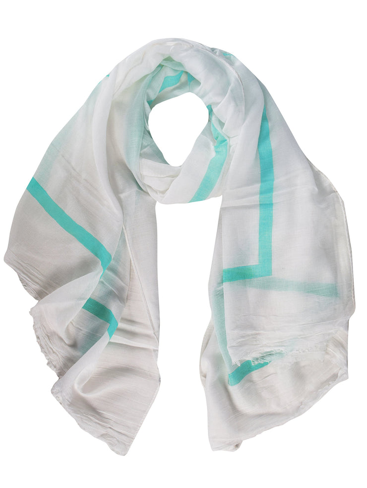 B0226-Striped-Scarf-Mint-AJ