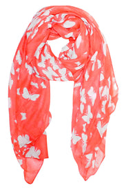 A3210-Butterfly-Scarf-Coral-KL