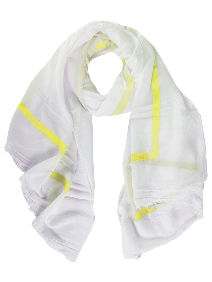 B0227-Striped-Scarf-Yellow-AJ