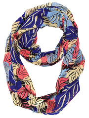 new-multicolor-leaf-print-loop-scarf