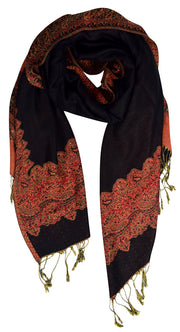 Pashmina-Black-Orange-PNC
