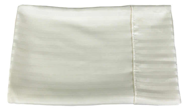 Luxury Hotel Style Set of 2 Super Soft Sateen Pillowcase Covers