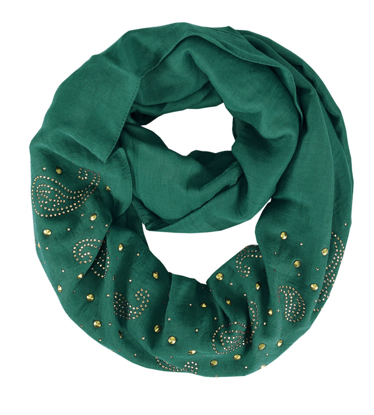 Paisley-Embellished-Loop-Teal-