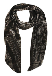 A7334-Ltwt-Paisley-Design-Scarf-Brown-RK