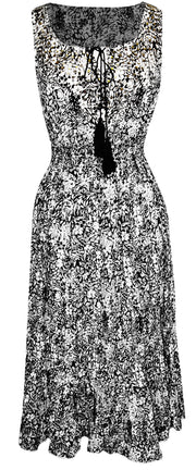 A1570-Floral-Sparkle-Dress-Black-Sma-KL