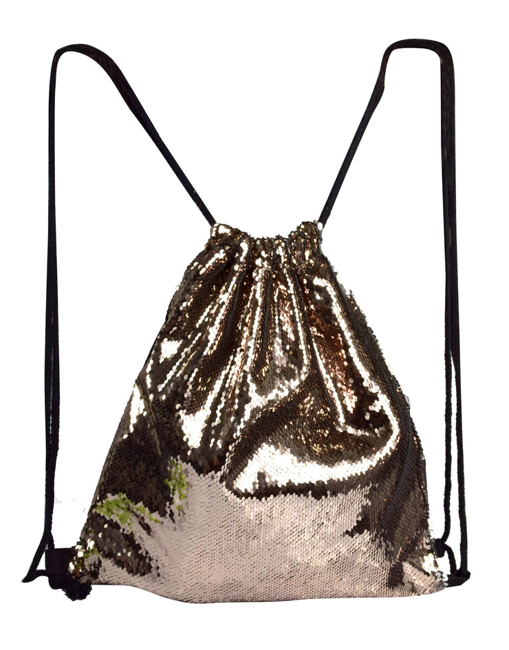 B7103-Sequin-Backpack-Bronze-OS