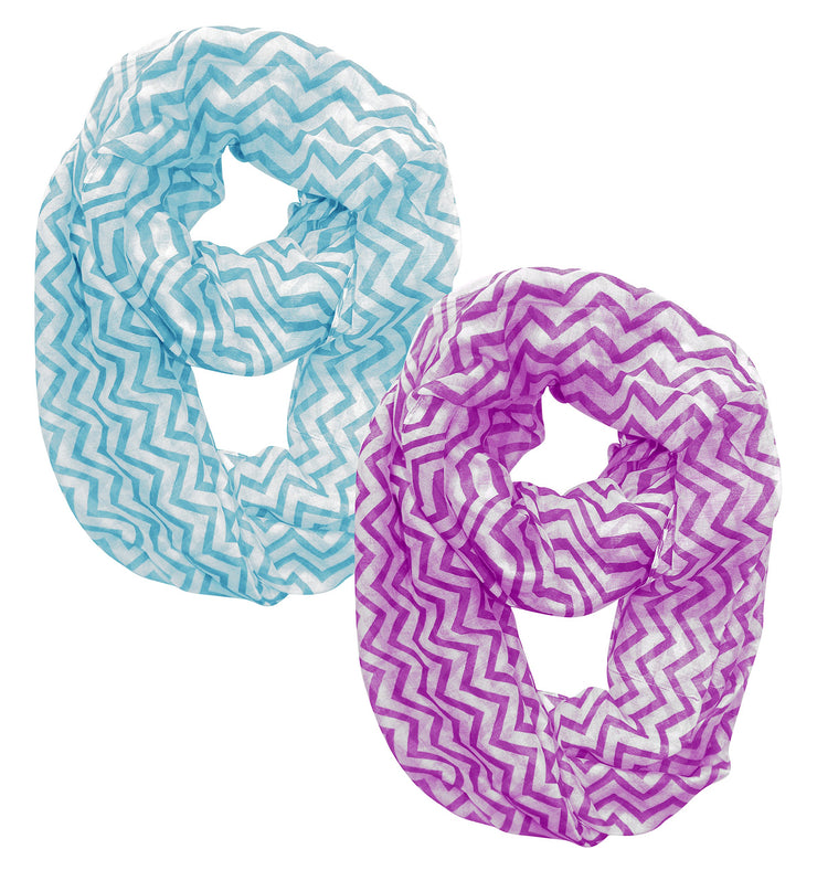 A4040-Chevron-Loop-Teal-Purple-KL