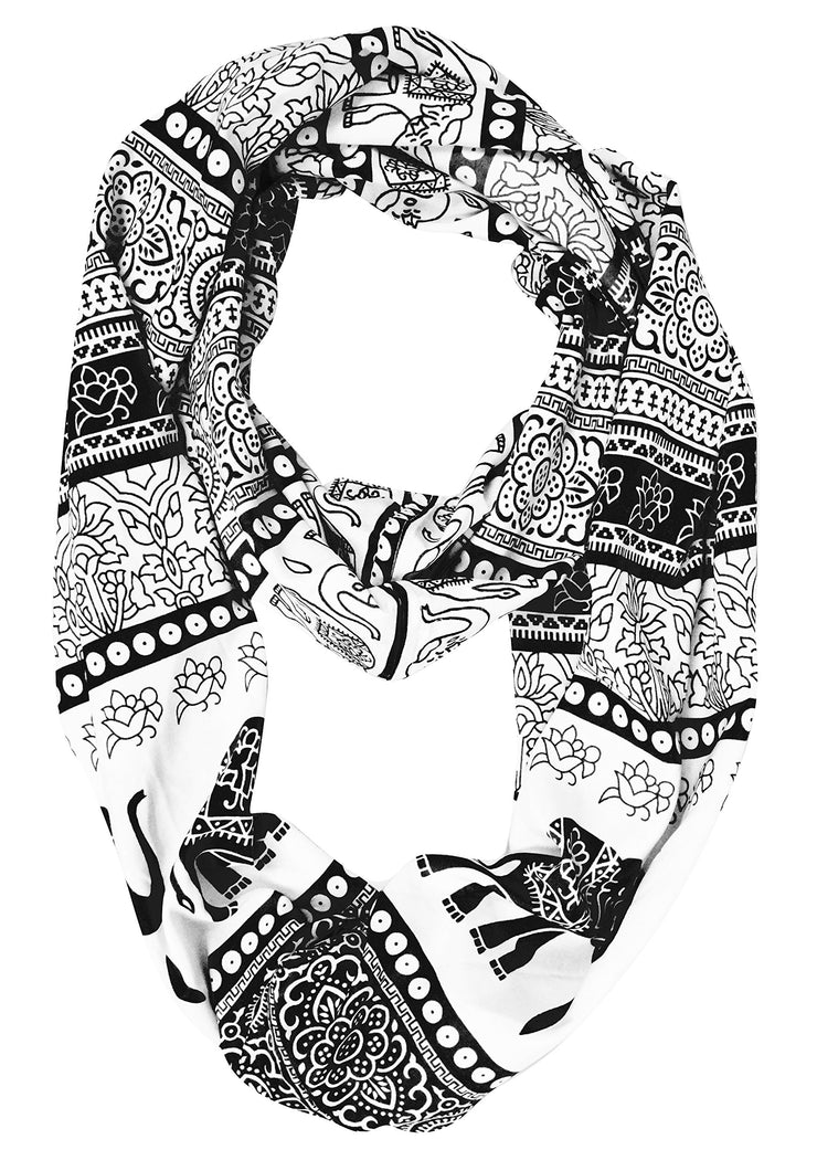 A6220-Tribal-Elephant-Loop-White-KL