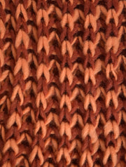 Peach Couture Unisex Chevron Design Hand Knit Thick Chunky Infinity Loop Scarves