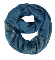 Paisley-Embellished-Loop-Blue-FBA-DDI